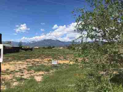 Taos Residential Lots & Land For Sale: Morada Road
