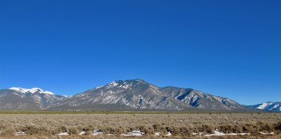Taos Residential Lots & Land For Sale: Lot 1 Monte Vista Subdivision Hwy 150