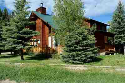 Red River Single Family Home For Sale: 900 Tenderfoot Trail