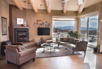 Taos County Single Family Home Active/Under Contract: 53 Alta Vista Drive