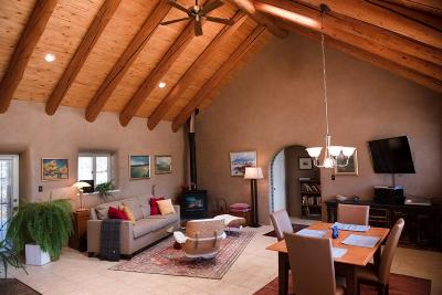 Taos County Single Family Home For Sale: 9 Mountain View Trail