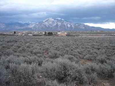 Taos Residential Lots & Land For Sale: Off Calle Emelina