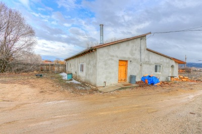 Taos Single Family Home For Sale: 1021 Lower Ranchitos Tino Lane
