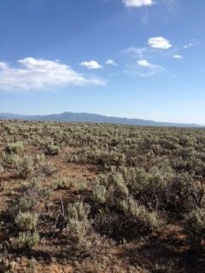 Taos Residential Lots & Land For Sale: 137 Upper Colonias Road