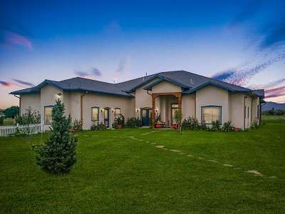 Taos Single Family Home Active-Price Changed: 127 Los Cordovas Road