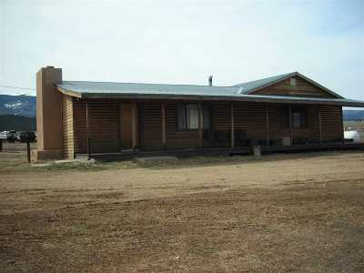 Eagle Nest Single Family Home For Sale: 12 Heights Drive