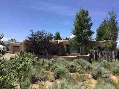 El Prado NM Single Family Home For Sale: $527,000