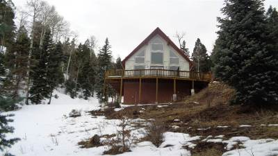 Angel Fire Single Family Home Active-Extended: 21 Taos Pines Ranch