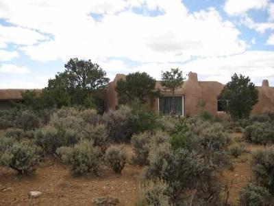 Taos Single Family Home For Sale: 178 Hondo Seco Road