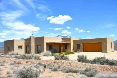 Taos Single Family Home For Sale: 77 E Sugar Ln