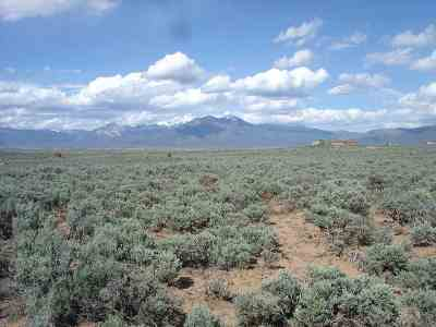 Taos Residential Lots & Land For Sale: Adj To Cielo San Antonio