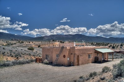 Taos Single Family Home For Sale: 7 Nighthawk Trail