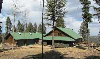 Angel Fire Single Family Home Active-Extended: 138 Blue Grouse Court