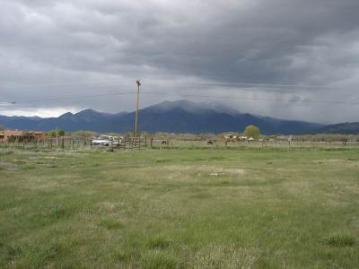 Taos Residential Lots & Land For Sale: Adjacent To Callejon Rd