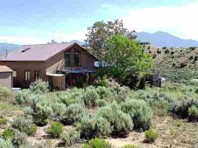 Taos Single Family Home For Sale: 42 Nighthawk Trail