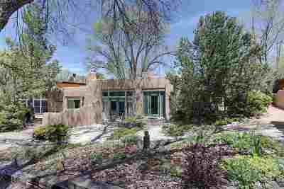 Taos Single Family Home Active/Under Contract: 401 Geronimo Lane