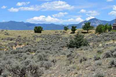 Taos Residential Lots & Land For Sale: Valle Vista