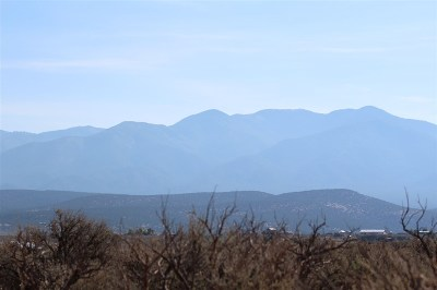 Taos Residential Lots & Land For Sale: 21 A Coyote Loop