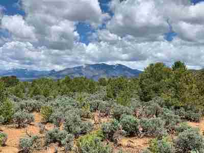 Taos Residential Lots & Land For Sale: Off Verde Road