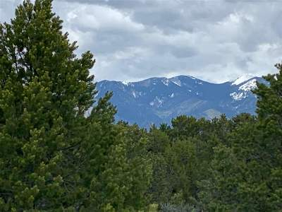 Taos Residential Lots & Land For Sale: Off Verde Rd