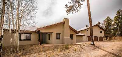 Angel Fire Single Family Home Active-Price Changed: 161 Vail Loop