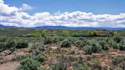 El Prado NM Residential Lots & Land For Sale: $84,000