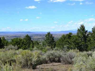 Taos Residential Lots & Land For Sale: Tract A Off Upper Weimer Rd