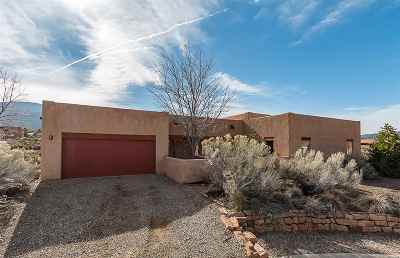 Taos NM Single Family Home For Sale: $419,000
