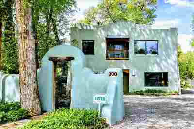 Taos Single Family Home Active-Price Changed: 300 Kit Carson Rd