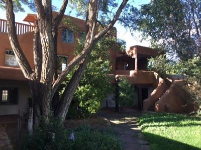 Ranchos De Taos Multi Family Home For Sale: 8 Placita Vieja Aka Trent