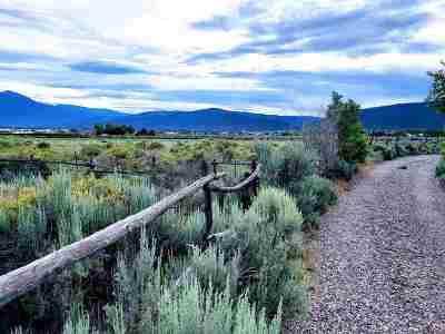 Taos Residential Lots & Land For Sale: 1090 Sunshine Road