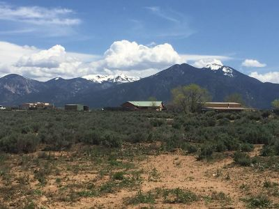 Taos Residential Lots & Land For Sale: 17 Garcia Lane