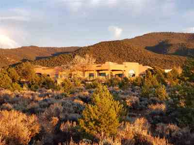 Taos Single Family Home For Sale: 1103 Juniper Road