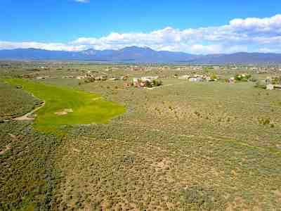 Taos Residential Lots & Land For Sale: 42 Baird Drive