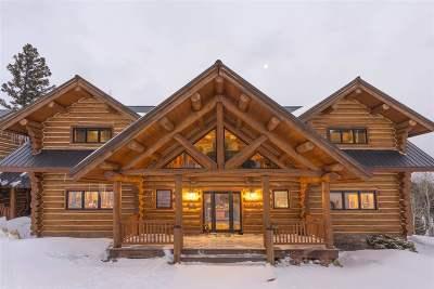Angel Fire Single Family Home For Sale: 80 Via De Maria