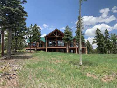 Angel Fire Single Family Home For Sale