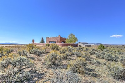 Taos Single Family Home For Sale: 1 Padilla Trail