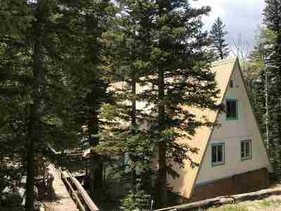 Taos Single Family Home For Sale: 17 Zaps