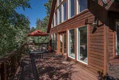 Angel Fire Single Family Home For Sale: 13 Mountain Lake Way