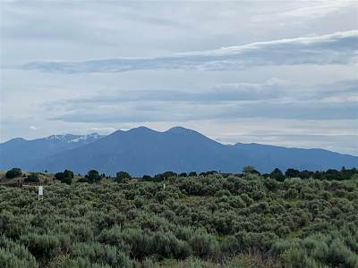 Taos Residential Lots & Land Active/Under Contract: Off Spirit Dog Road