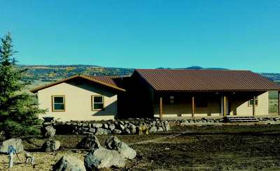 Angel Fire Single Family Home For Sale: 42 Chamisa