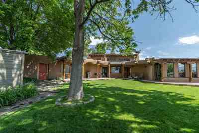 El Prado Single Family Home For Sale: 12 Nacoma
