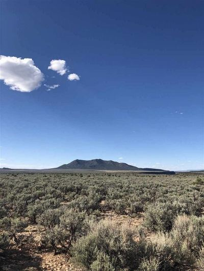 Taos Residential Lots & Land For Sale: Cerro Montoso