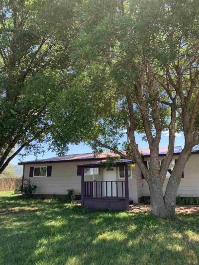 Taos Single Family Home Active-Price Changed: 431 Camino Del Medio