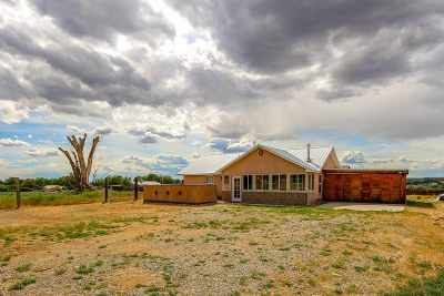 Taos Single Family Home For Sale: 728 La Posta Place
