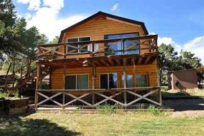 Single Family Home For Sale: 224 Cabresto Road