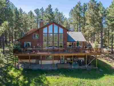 Angel Fire Single Family Home Active-Price Changed: 38 Pinehurst Way