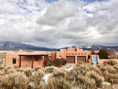 El Prado Single Family Home For Sale: 16 Villa Ventosa