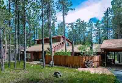 Angel Fire Single Family Home For Sale: 15 Knollwood