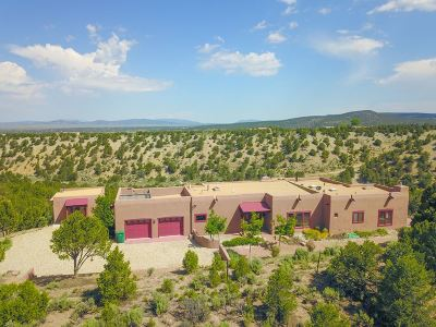 Taos Single Family Home For Sale: 70 Sandia Canyon Road